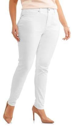 Rock & Stone Women's Plus Super Stretch Jegging