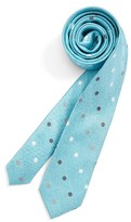 Michael Kors Boy's Dot Silk Tie