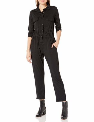 Rachel Pally Women's Jersey SNAP Jumpsuit