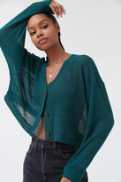Out From Under Kenzie Cropped Cardigan