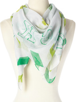 David & Young Green' St. Patrick's Day' Scarf