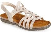 Naot Footwear 'Rebecca' Sandal (Women)