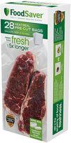 FoodSaver 1-Gallon Pre-Cut Heat-Seal Bags - 28-pk.