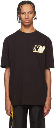Martine Rose NAPA by Black Ocelot Logo T-Shirt