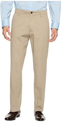 Dockers Easy Khaki D3 Classic Fit Pants (Timberwolf) Men's Clothing