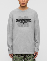 Undefeated Reloaded L/S T-Shirt