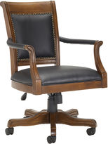 Asstd National Brand Galloway Leather Game Chair