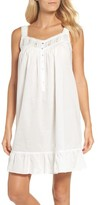 Eileen West Women's Short Lawn Nightgown