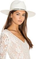 Janessa Leone Annie Wide Brimmed Panama Hat