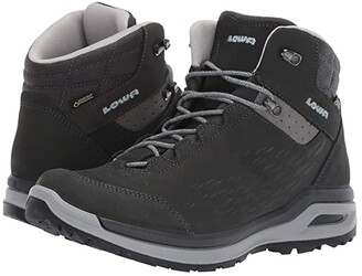 Lowa Locarno GTX QC (Anthracite/Ice Blue) Women's Shoes