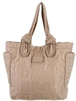 Marc by Marc Jacobs Marc Jacobs Quilted Nylon Tote