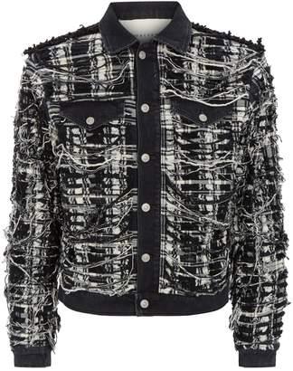Alyx Distressed Denim Jacket