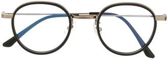 Gentle Monster Yeti D01 optical glasses