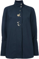 Ellery studded buttons shirt - women - Cotton/Nylon - 6