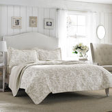 Laura Ashley Amberly Quilt Set