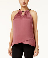 Thalia Sodi Chain-Neck Top, Only at Macy's