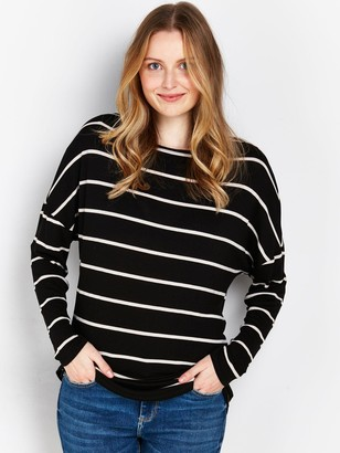 Wallis Stripe Knit Tunic