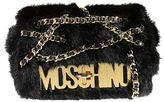 Moschino Clutch Handbag Woman