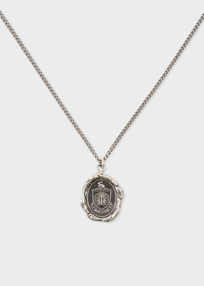 Paul Smith x Pyrrha Crest Necklace