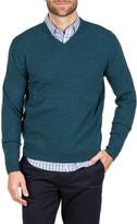Blazer Pembroke Fine Lambswool V-Neck Knit