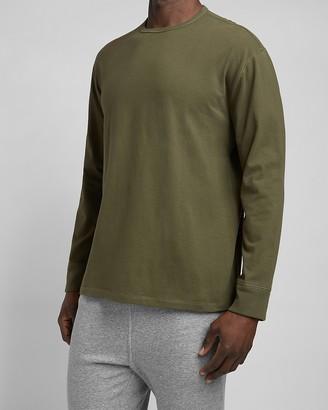 Express Soft Jersey Long Sleeve T-Shirt