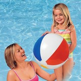 "Intex 20"" Glossy Panel Inflatable Beach Ball"
