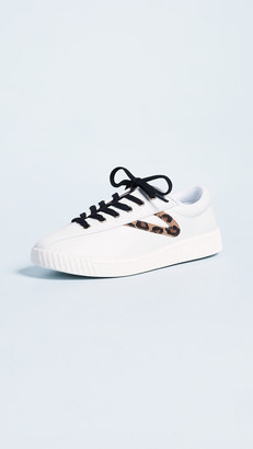 Tretorn Nylite 25 Plus Lace Up Sneakers