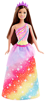 Barbie Princess Rainbow Fashion Doll