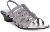 Karen Scott Estevee Sandals, Created for Macy's