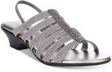 Karen Scott Estevee Sandals, Only at Macy's