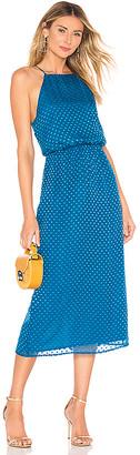 House Of Harlow x REVOLVE Farrah Silk Dress