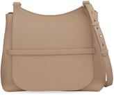 The Row Sideby Pebbled Calfskin Crossbody Bag