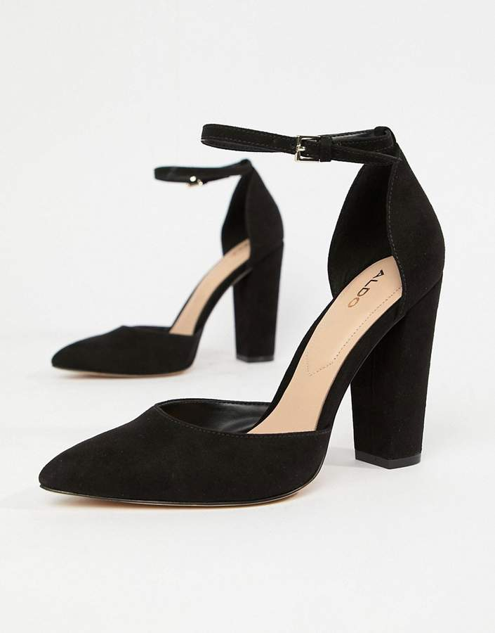 67314fd3d082 Block Heel Court Shoes - ShopStyle Australia