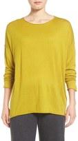 Eileen Fisher Women's Tencel & Organic Cotton Blend Sweater