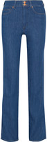 MiH Jeans Berlin high-rise straight-leg jeans