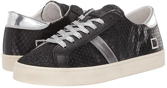 D.A.T.E Hill Low (Pong Black) Women's Shoes