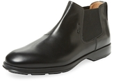 Salvatore Ferragamo Leather Chelsea Boot