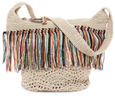 The Sak Heritage Fringe Bucket Bag