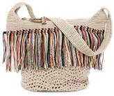 The Sak Heritage Fringe Bucket Bag