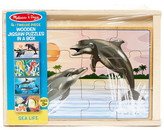 Sea Life Boxed Puzzles