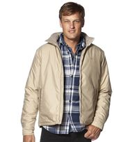 Chaps Men's Bi-Swing Hooded Jacket