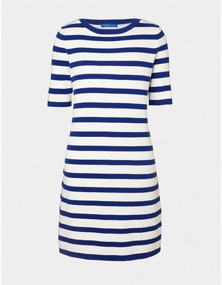 Winser London Winser London Cotton Striped Shift Dress