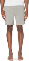 HUGO BOSS Branded stretch-cotton pyjama shorts