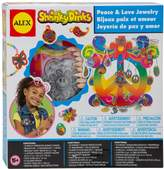 Alex Shrinky Dinks Peace & Love Jewelry