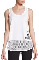 adidas by Stella McCartney Essentials Logo Organic Cotton Tank