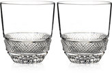 Waterford Town & Country Collection 2-Pc. Riverside Drive Tumbler Glasses