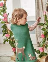 Forest Friends Knitted Dress