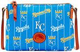 Dooney & Bourke Kansas City Royals Nylon Crossbody Pouchette
