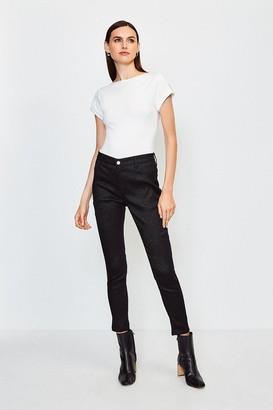 Karen Millen Sparkle Skinny Jean
