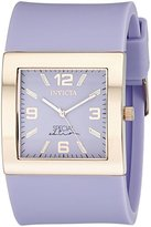 Invicta Women's 18817 Angel Analog Display Japanese Quartz Purple Watch